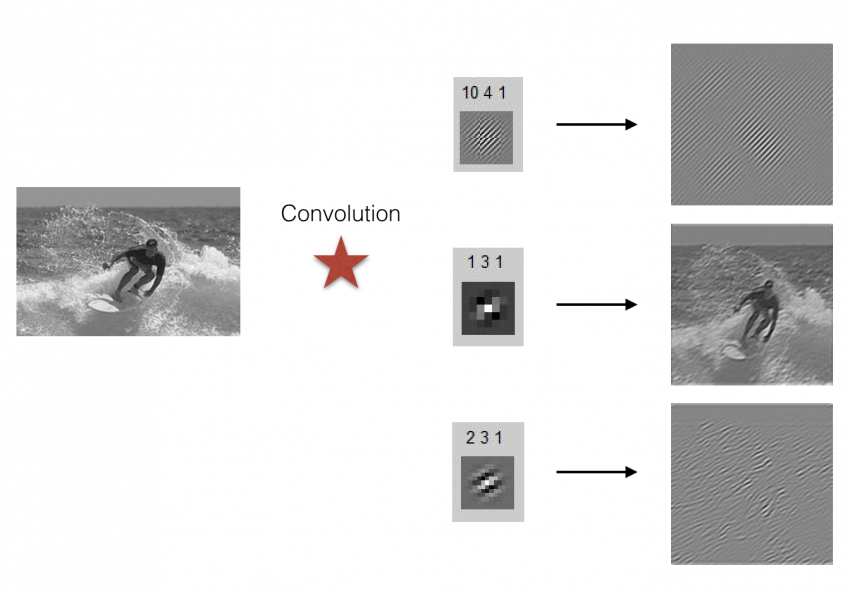 Feature Extraction from Image using gabor wavelet